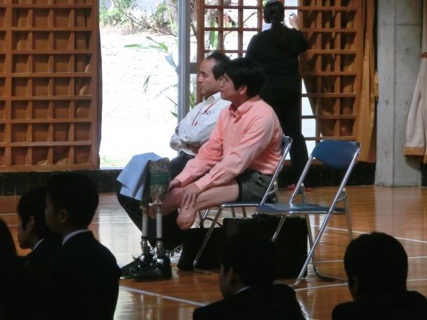 島袋勉さん講演会3