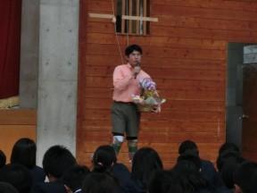 島袋勉さん講演会